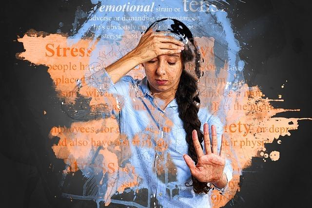 stres może być powodem twojej absencji w pracy