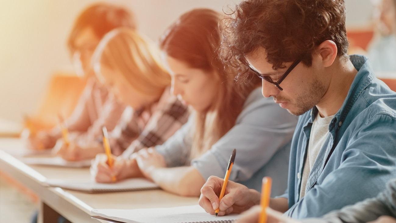 egzamin studenci